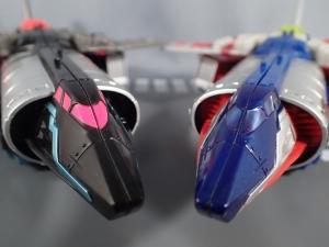 東京おもちゃショー2017 トランスフォーマー レジェンズ LG-EX ブラックコンボイ で比較&遊ぼう (13)