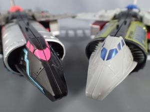 東京おもちゃショー2017 トランスフォーマー レジェンズ LG-EX ブラックコンボイ で比較&遊ぼう (15)