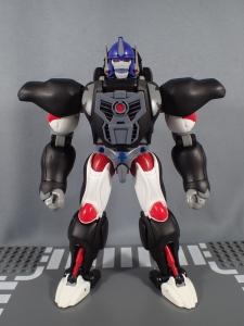 トランスフォーマー マスターピース MP38 コンボイ (BW) 伝説の総司令官Ver ロボットモード (3)