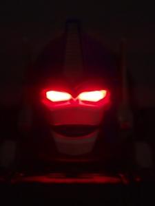 トランスフォーマー マスターピース MP38 コンボイ (BW) 伝説の総司令官Ver ロボットモード (8)