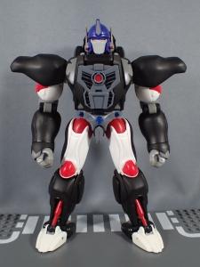 トランスフォーマー マスターピース MP38 コンボイ (BW) 伝説の総司令官Ver ロボットモード (10)