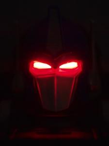 トランスフォーマー マスターピース MP38 コンボイ (BW) 伝説の総司令官Ver ロボットモード (14)
