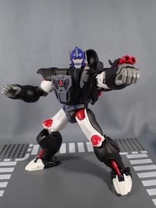 トランスフォーマー マスターピース MP38 コンボイ (BW) 伝説の総司令官Ver ロボットモード (16)