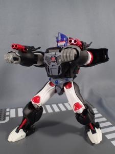 トランスフォーマー マスターピース MP38 コンボイ (BW) 伝説の総司令官Ver ロボットモード (18)