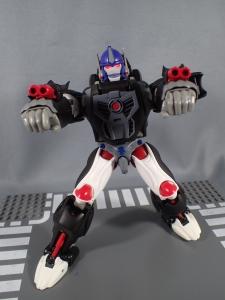 トランスフォーマー マスターピース MP38 コンボイ (BW) 伝説の総司令官Ver ロボットモード (20)