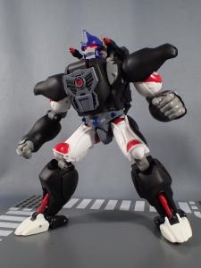 トランスフォーマー マスターピース MP38 コンボイ (BW) 伝説の総司令官Ver ロボットモード (23)