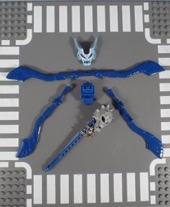 トランスフォーマー マスターピース MP38 コンボイ (BW) 伝説の総司令官Ver ロボットモード (24)