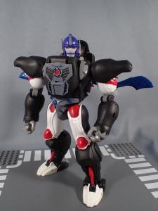 トランスフォーマー マスターピース MP38 コンボイ (BW) 伝説の総司令官Ver ロボットモード (25)