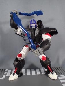 トランスフォーマー マスターピース MP38 コンボイ (BW) 伝説の総司令官Ver ロボットモード (28)