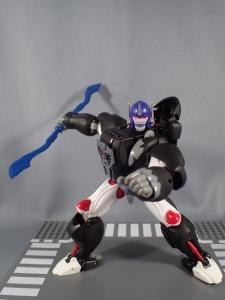 トランスフォーマー マスターピース MP38 コンボイ (BW) 伝説の総司令官Ver ロボットモード (32)