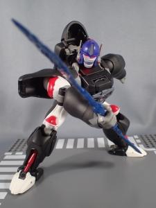 トランスフォーマー マスターピース MP38 コンボイ (BW) 伝説の総司令官Ver ロボットモード (34)
