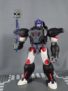 トランスフォーマー マスターピース MP38 コンボイ (BW) 伝説の総司令官Ver ロボットモード (35)