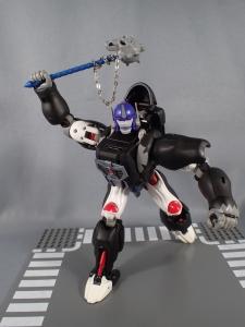 トランスフォーマー マスターピース MP38 コンボイ (BW) 伝説の総司令官Ver ロボットモード (37)
