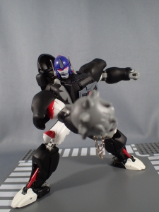 トランスフォーマー マスターピース MP38 コンボイ (BW) 伝説の総司令官Ver ロボットモード (39)