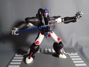 トランスフォーマー マスターピース MP38 コンボイ (BW) 伝説の総司令官Ver ロボットモード (41)