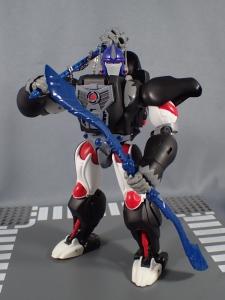 トランスフォーマー マスターピース MP38 コンボイ (BW) 伝説の総司令官Ver ロボットモード (43)