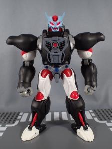 トランスフォーマー マスターピース MP38 コンボイ (BW) 伝説の総司令官Ver ロボットモード (45)