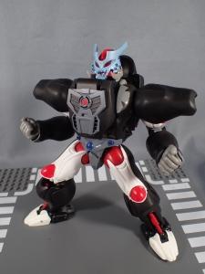 トランスフォーマー マスターピース MP38 コンボイ (BW) 伝説の総司令官Ver ロボットモード (50)