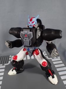 トランスフォーマー マスターピース MP38 コンボイ (BW) 伝説の総司令官Ver ロボットモード (51)