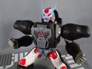 トランスフォーマー マスターピース MP38 コンボイ (BW) 伝説の総司令官Ver ロボットモード (52)