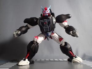 トランスフォーマー マスターピース MP38 コンボイ (BW) 伝説の総司令官Ver ロボットモード (55)
