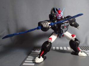 トランスフォーマー マスターピース MP38 コンボイ (BW) 伝説の総司令官Ver ロボットモード (57)