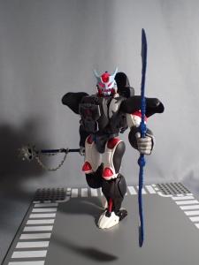 トランスフォーマー マスターピース MP38 コンボイ (BW) 伝説の総司令官Ver ロボットモード (61)