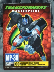トランスフォーマー マスターピース MP38 コンボイ (BW) 伝説の総司令官Ver で比較関連 (5)
