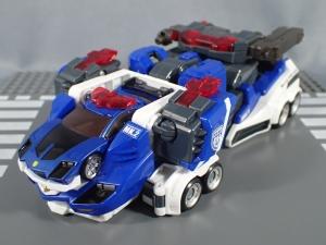 トミカ ハイパーレスキュー ドライブヘッド01 MKII サイクロンインターセプター (13)