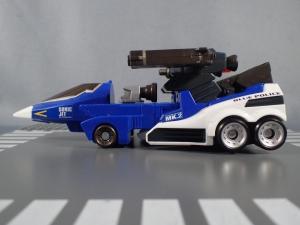 トミカ ハイパーレスキュー ドライブヘッド01 MKII サイクロンインターセプターを比較して遊ぼう (35)