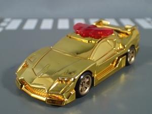 トミカ ハイパーレスキュー ドライブヘッド サイクロンバイバー ゴールドメッキバージョン キャンペーン (5)
