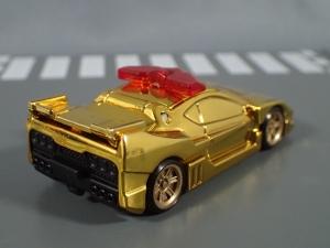 トミカ ハイパーレスキュー ドライブヘッド サイクロンバイバー ゴールドメッキバージョン キャンペーン (6)