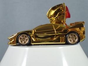 トミカ ハイパーレスキュー ドライブヘッド サイクロンバイバー ゴールドメッキバージョン キャンペーン (13)