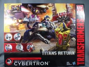 Transformers Titans Return Siege on Cybertron BBTS Exclusive Deluxe Class Metalhawk (2)