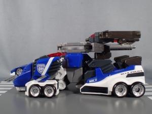 トミカ ハイパーレスキュー ドライブヘッド01 MKII サイクロンインターセプターを比較して遊ぼう (55