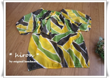 リボンシャツ01