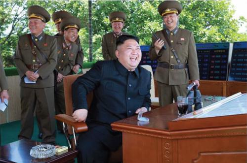北朝鮮 キムジョンウン