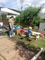 庭遊び1 9・19