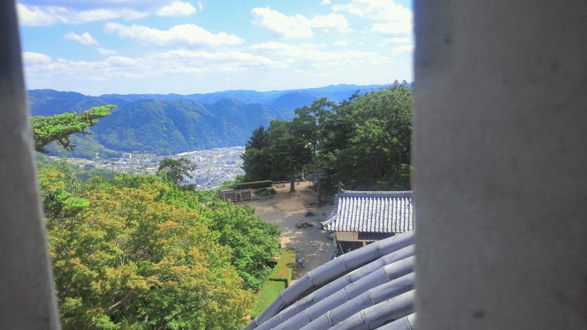 岡山の山城