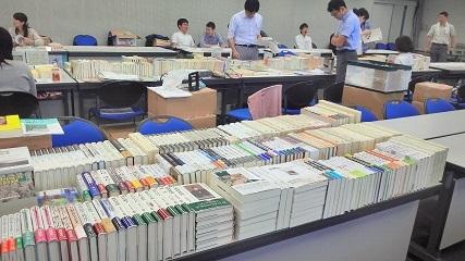 大阪歴史学会書籍販売