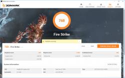 ENVY 13-ad005TU_Fire Strike_temp26