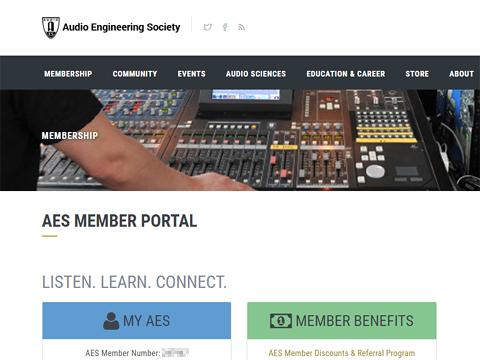AES_Membership