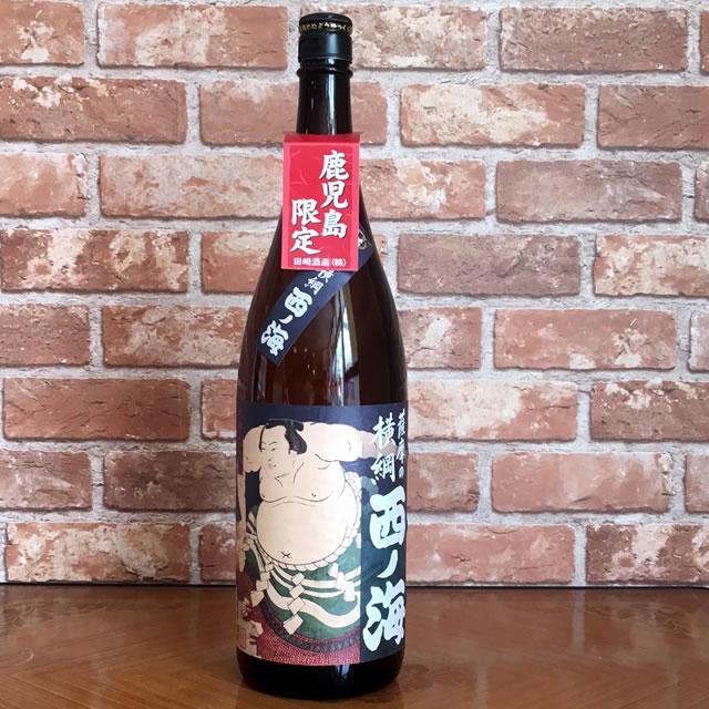 ◆西の海 1800ml (田崎酒造)