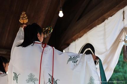 飯野八幡宮流鏑馬神事が執り行われました! [平成29年9月16日(土)更新]1