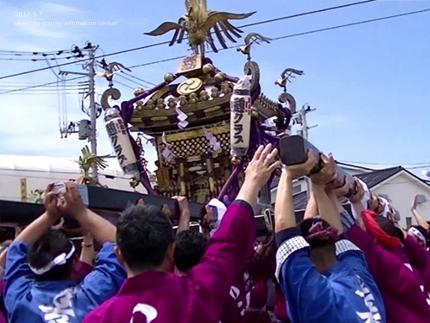 四倉諏訪神社例大祭レポート! [平成29年5月8日(月)更新]10