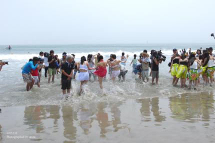 薄磯海水浴場にて平成29年度海開き式が行われました! [平成29年7月16日(日)更新]19