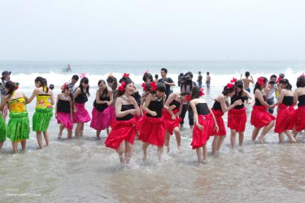 薄磯海水浴場にて平成29年度海開き式が行われました! [平成29年7月16日(日)更新]21