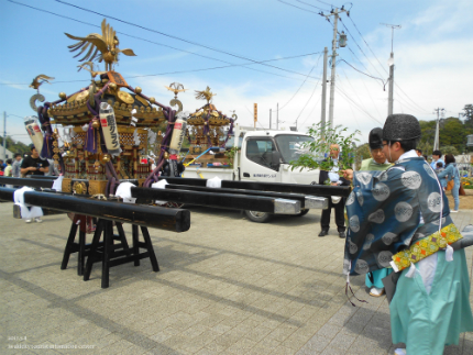 四倉諏訪神社例大祭レポート! [平成29年5月8日(月)更新]3