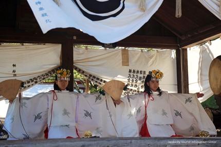 飯野八幡宮流鏑馬神事が執り行われました! [平成29年9月16日(土)更新]3