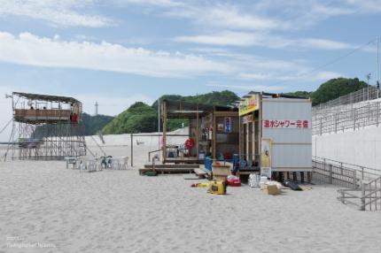 薄磯海水浴場にて平成29年度海開き式が行われました! [平成29年7月16日(日)更新]4